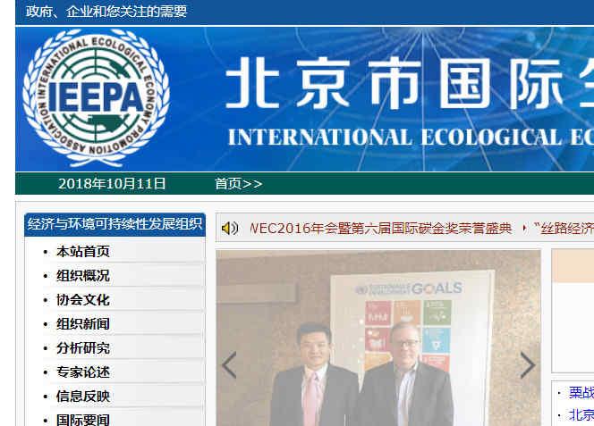 国际节能环保协会