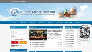 四川省专业技术人员继续教育网