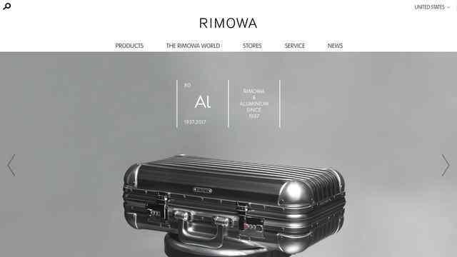 rimowa官网