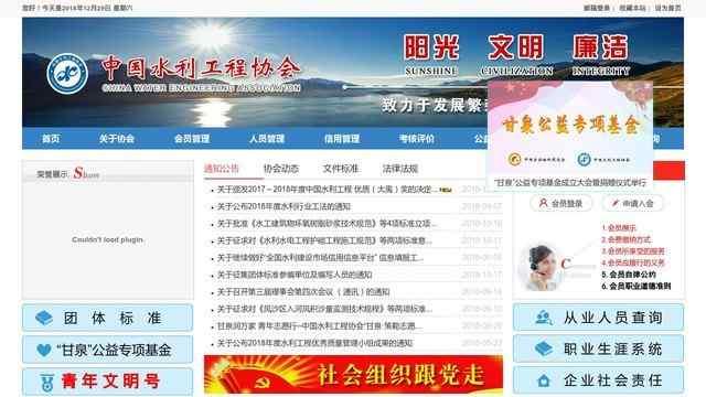 中国水利工程协会