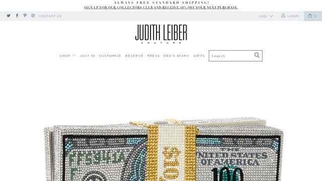 Judith Leiber官网